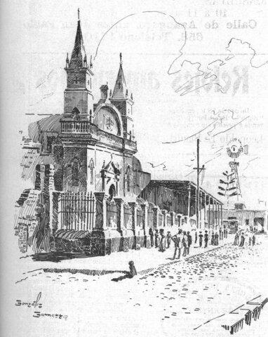 La Iglesia Católica - Agostina Griffo