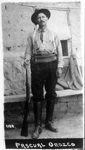 Revolución de Pascual Orozco