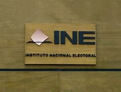 INE (Instituto nacional electoral) 2018