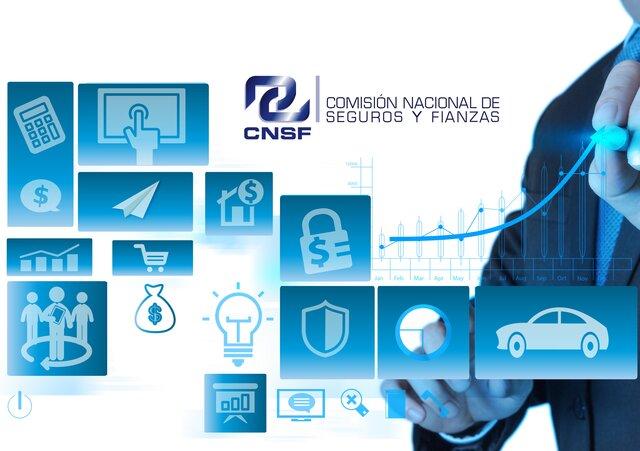 Se creo la Comisión Nacional de Seguros y Finanzas (CNSF).