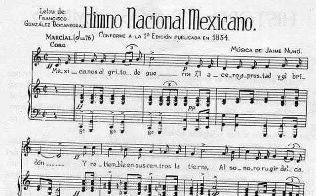 1854-Himno nacional