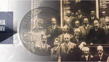 Se funda la Bolsa Mexicana de Valores.
