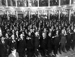 Celebración del Congreso Constituyente