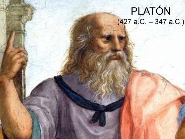 427 BCE PLATÓN