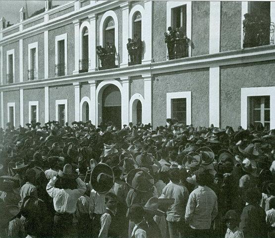 1907-Huelga de Río Blanco