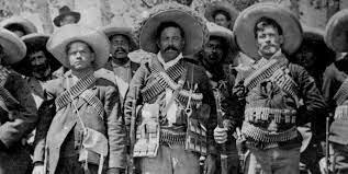 1910-Inicio de la Revolución Mexicana