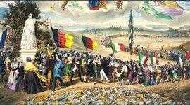Las revoluciobnes liberales del s.XIX y los movimientos nacionalistas. timeline