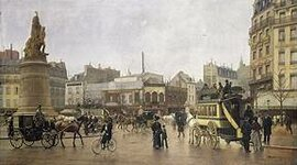 Siglo XIX timeline