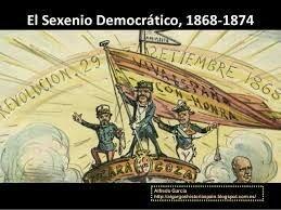 Inicio de Sexenio Democrático.