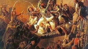 Guerra de Independencia de Grecia.