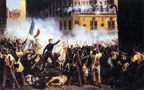 Revolución de 1848 en Francia.