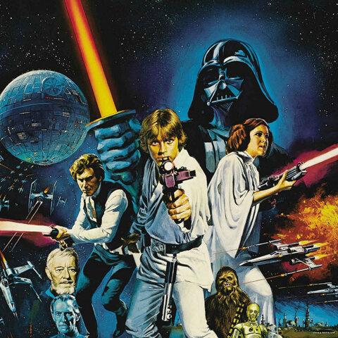 """""""La Guerra de las Galaxias"""""""