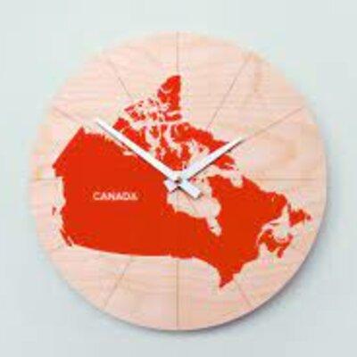Canadian National Timeline
