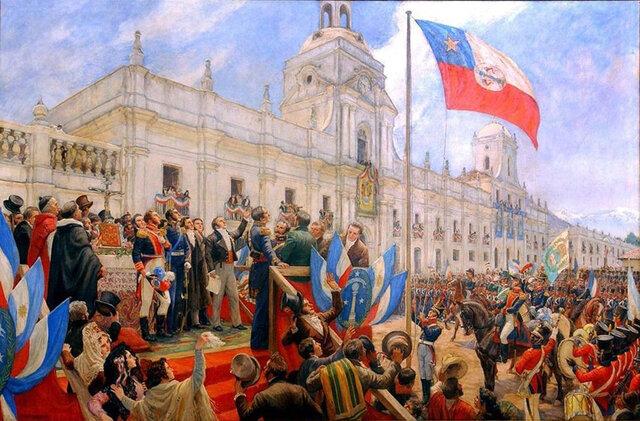Revolución de Chile.