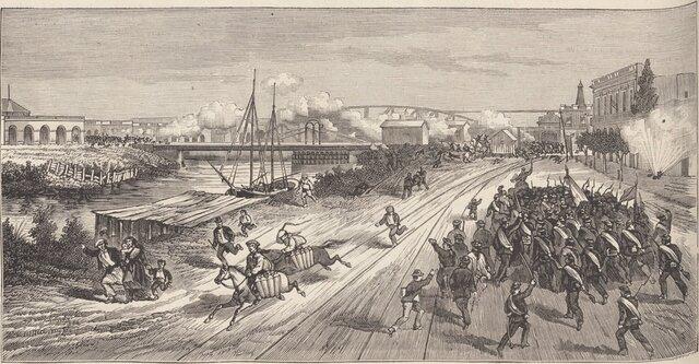 Batalla de Olivera.