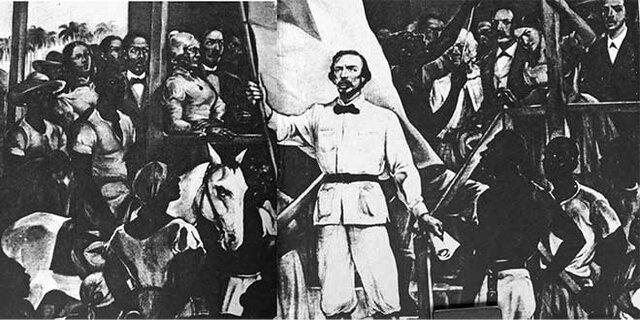 Independencia de Cuba.