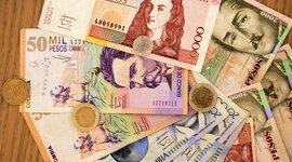 Linea de tiempo de el dinero  (MANUEL CAMARGO BAENA) timeline