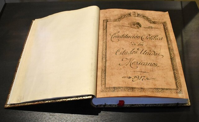 1917-Constitución