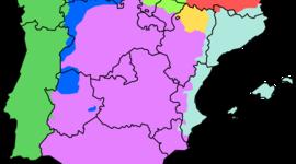 Lenguas Iberorromances timeline