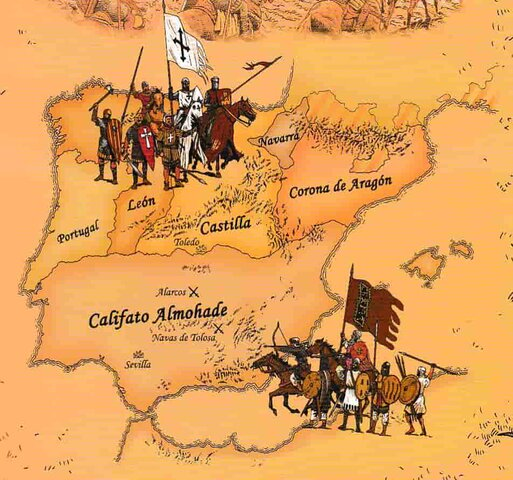 Batalla de Las Navas de Tolosa+