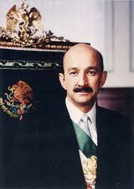 Presidencia de Carlos Salinas (1988-1994).