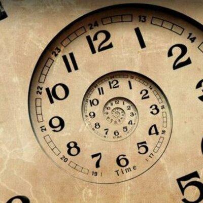 Evolución del Reloj timeline