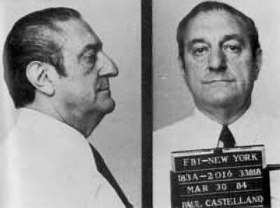 Paul Castellano. (1915-1985).