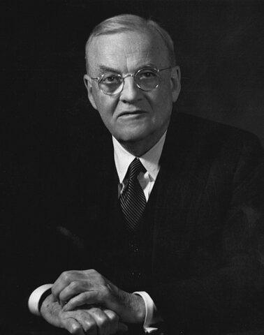 John Foster Dulles. (1888 – 1959).