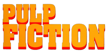 """Pulp Fiction"" por Quentin Tarantino."