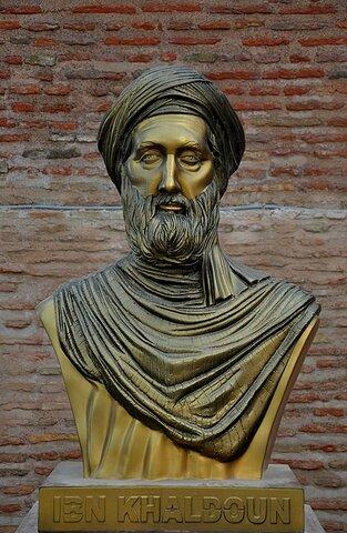 Ibn Jaldún (1332-1406).