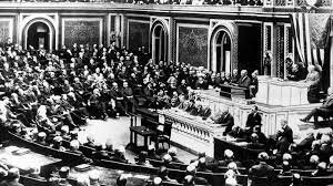 The U.S. severs diplomatic relations with Germany