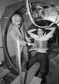 Raymond Damadian Vahan y la resonancia magnética