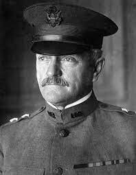 Commander of the American Expeditionary Forces