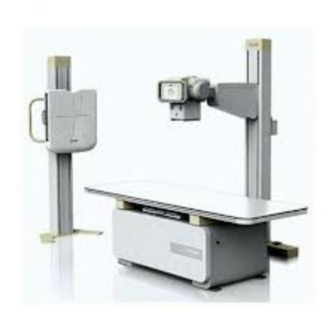 Creación de la máquina rayos-x digital