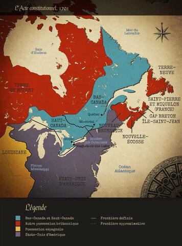 Suspension du Bas-Canada