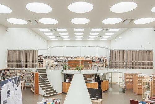 El Rizoma: Biblioteca de Vyborg