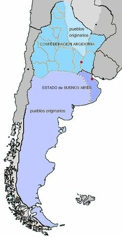 Buenos Aires se separa