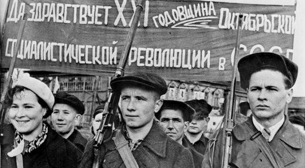 Revolución Rusa de 1917 (Febrero)