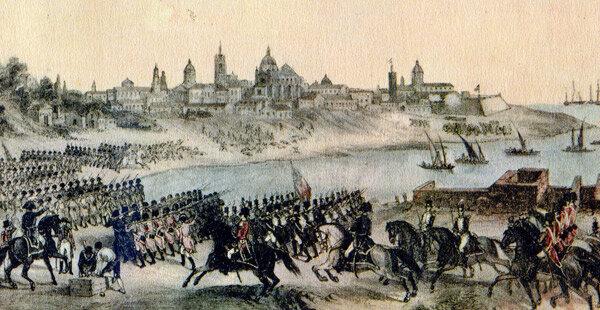 Primera Invasión Inglesa