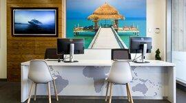 Origen y evolución de las agencias de viajes timeline