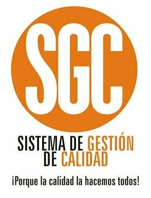"""SGC """"Fundación de las ISO"""""""