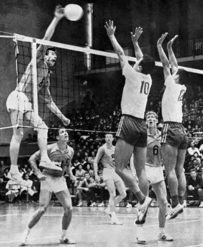 Primer juego olímpico.