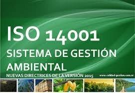 Primera Versión ISO 14001