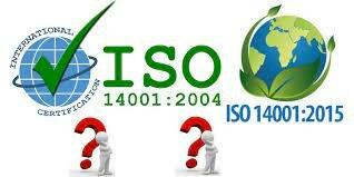 Segunda Versión ISO 14001: 2004