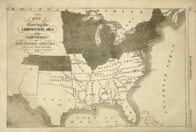 "Confederate States of America, AKA ""The Confederacy,"" established"