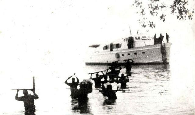 The Granma Makes Landfall & the 26 July Movement Disembarks