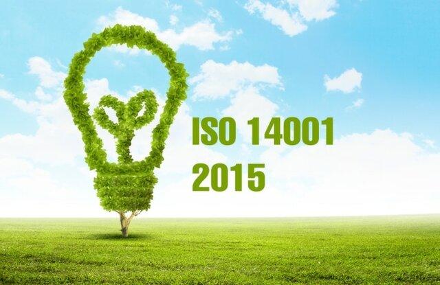 Tercer Versión ISO 14001: 2015