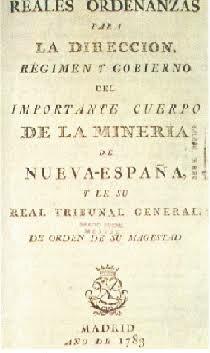 1771 Reformas Borbónicas