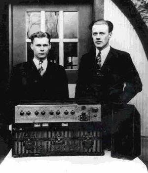 One-way radio communication