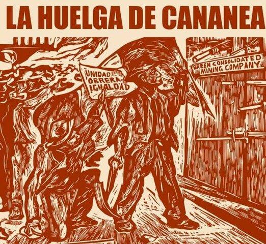 1906 Huelga Cananea